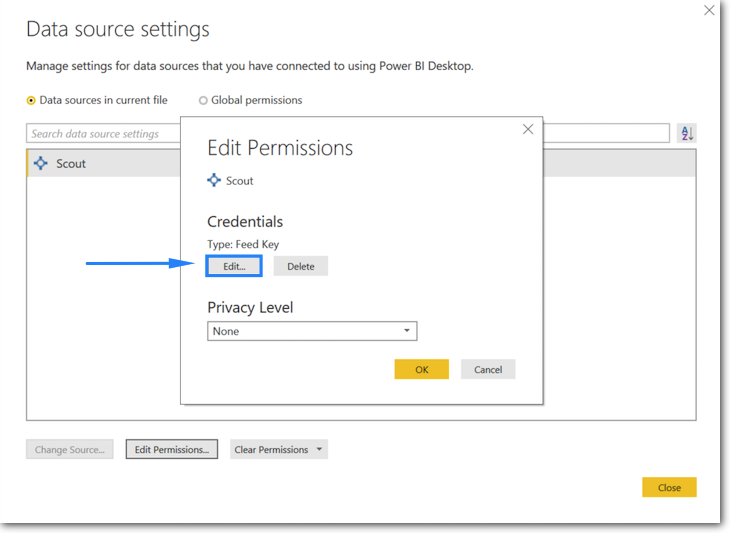 Connecting your Scout Data to Power BI – Scout RFP