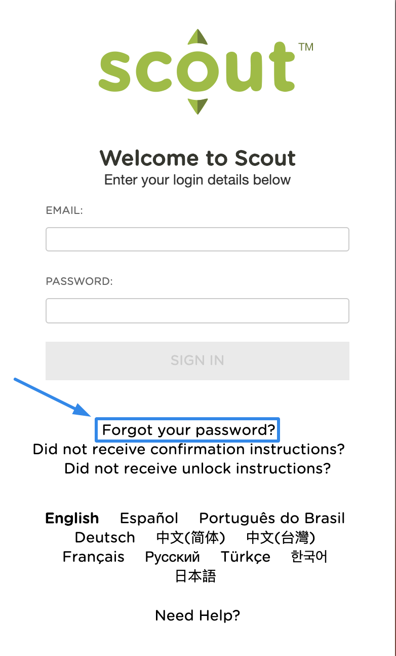 Password unlock my How to